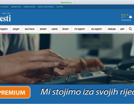 Vijesti Online Premium